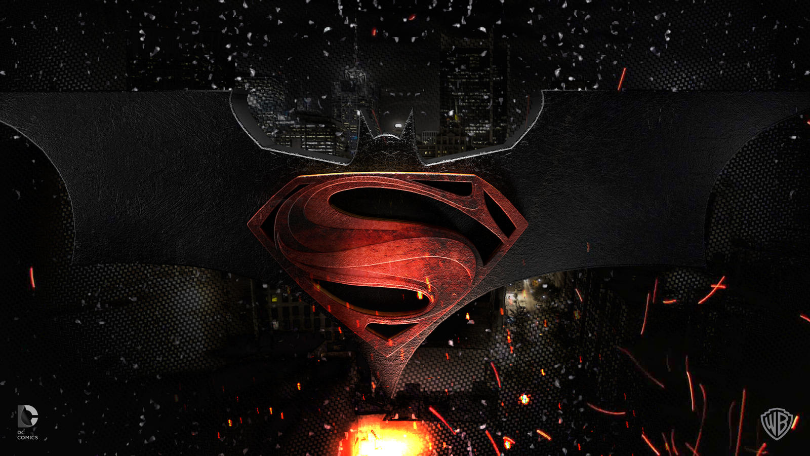 Worlds Finest Wallpaper   SupermanBatman by Alex4everdn on 1600x900