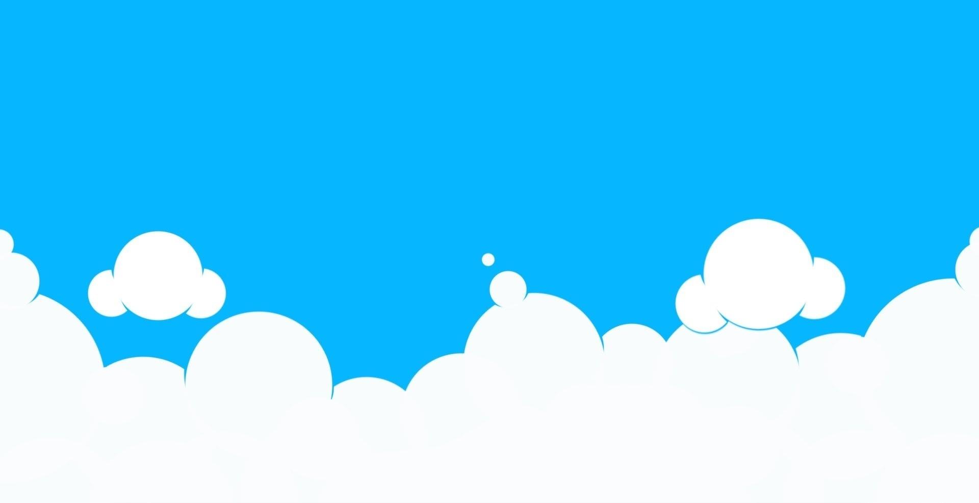 blue cloud background   blue2 Photo 19029417 1920x986