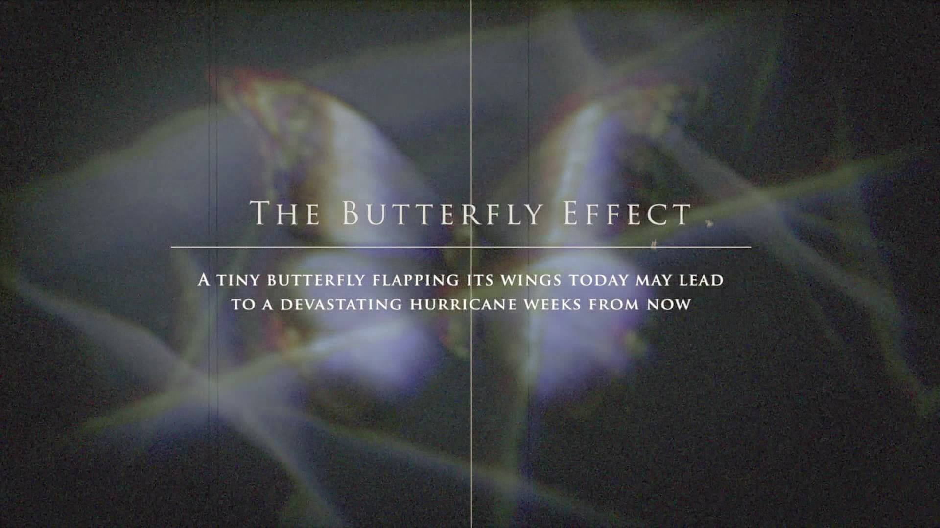 The Butterfly Effect Wallpaper Image Group 42 1920x1080