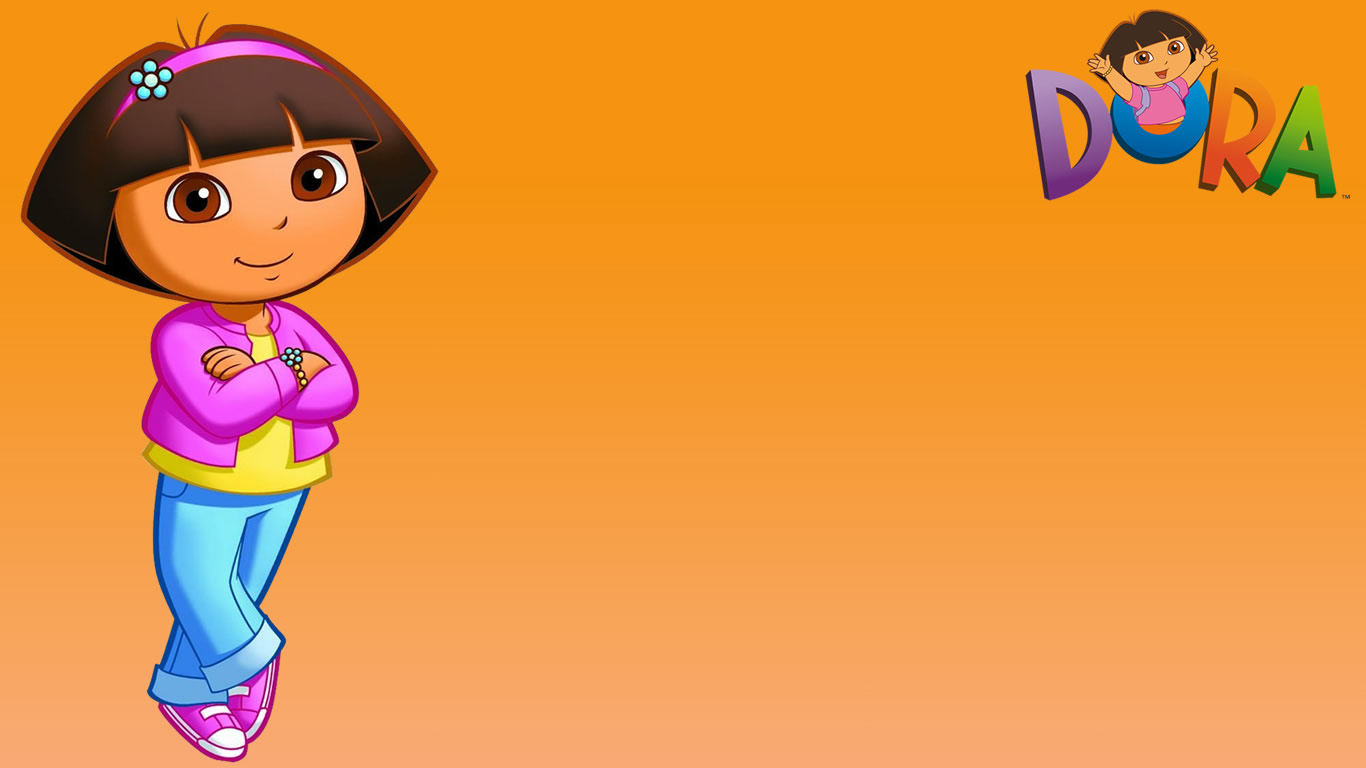 Dora Pictures   Huge Collection of Dora The Explorer Pictures 1366x768