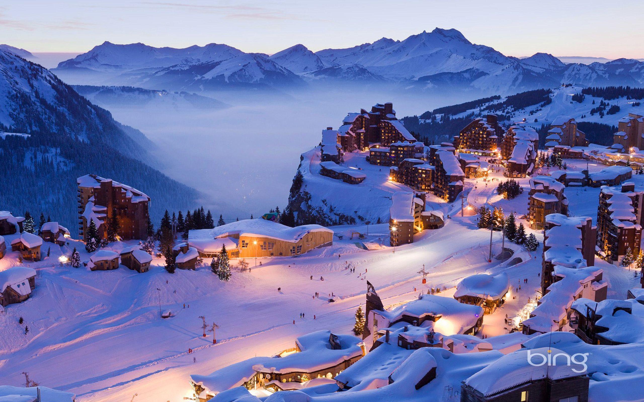 Ski Town Wallpapers   Top Ski Town Backgrounds   WallpaperAccess 2560x1600