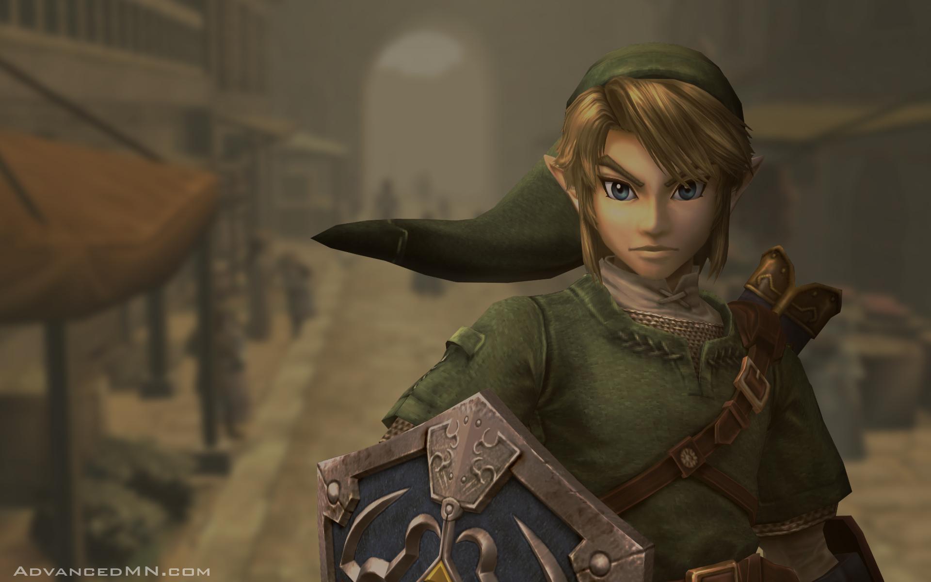 Link The Legend Of Zelda Twilight Princess Fresh New HD Wallpaper 1920x1200