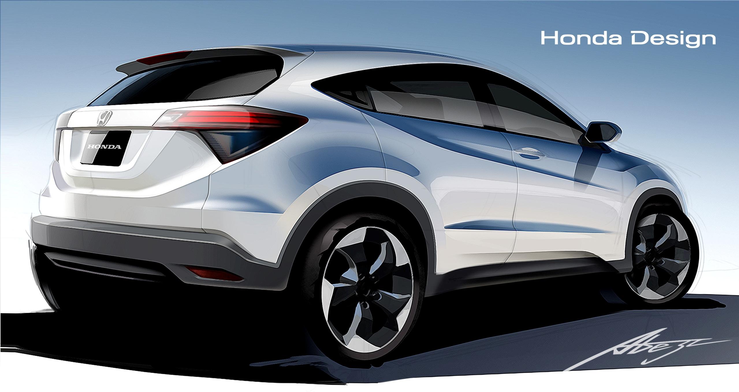 Honda HRV Wallp...