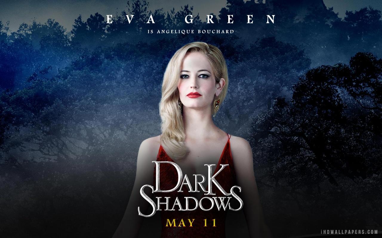 Eva Green in Dark Shadows HD Wallpaper   iHD Wallpapers 1280x800