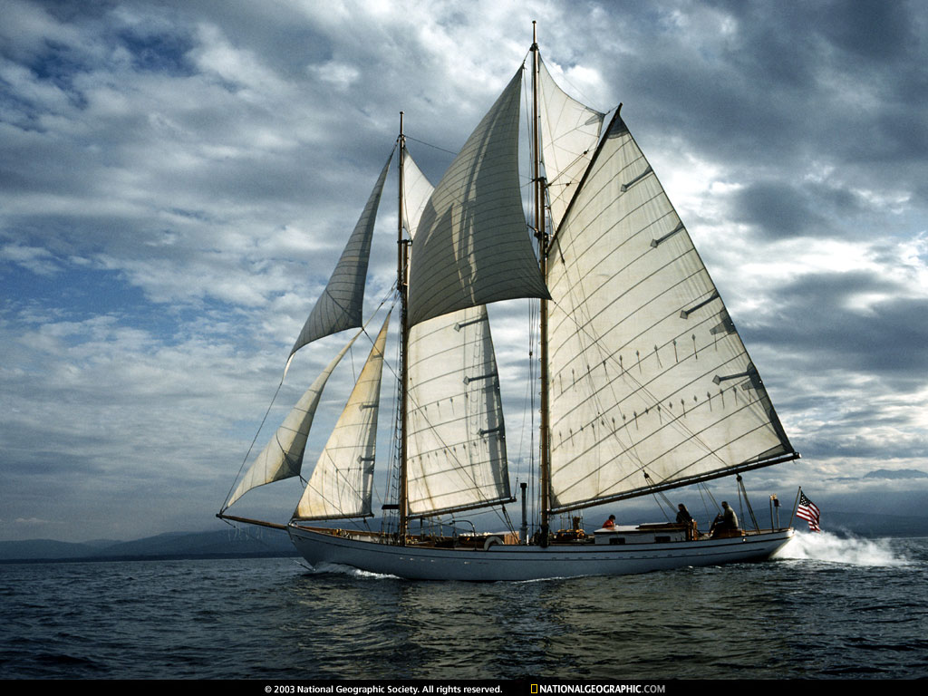 Sailing Ship Washington 1983 1024x768