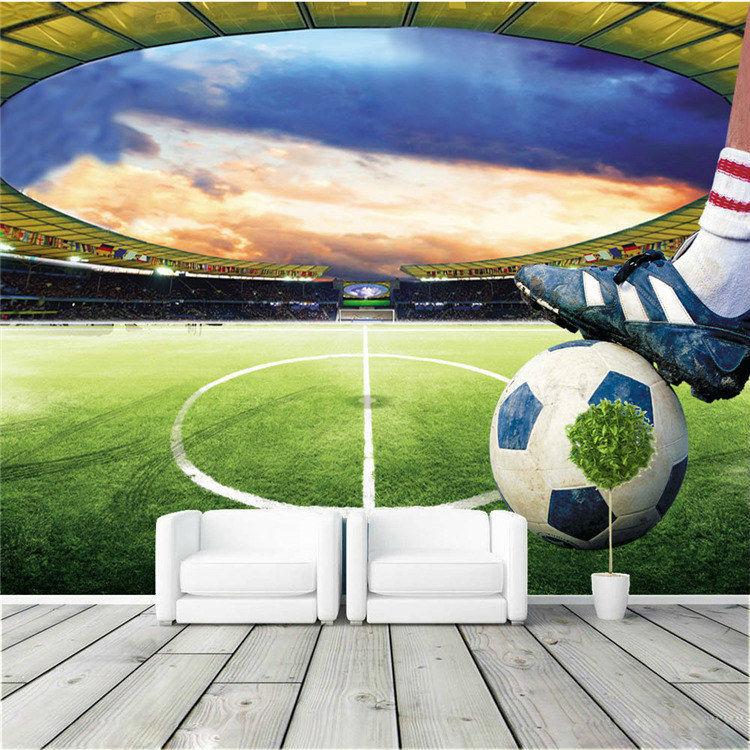 Football Field Wallpaper Room - WallpaperSafari