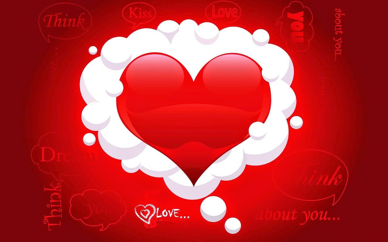 Valentines Day Greetings Wallpapers 2015   Wishing Cards 1280x800