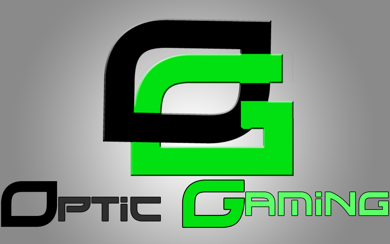 OpTic Gaming Background by OpTic Crow 1280x800