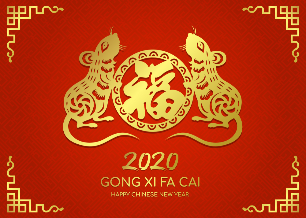 2020 Chinese New Year Images Wallpapers   HappyNewYear2020 1000x713