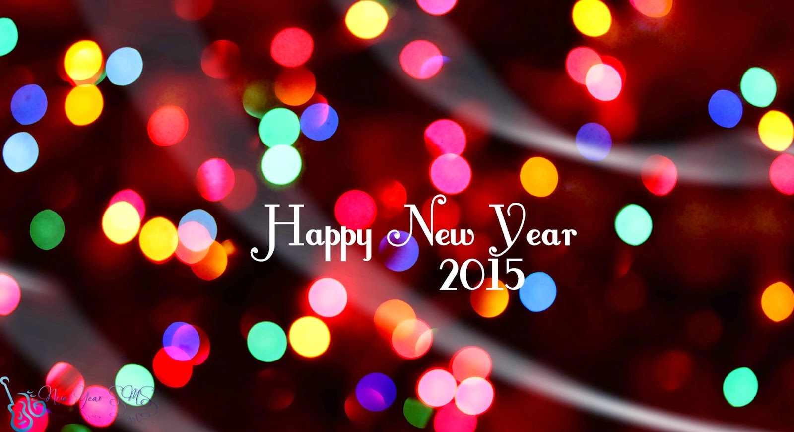 20 Best Colorful Happy New Year Wallpapers 2015 Smash Blog Trends 1600x870