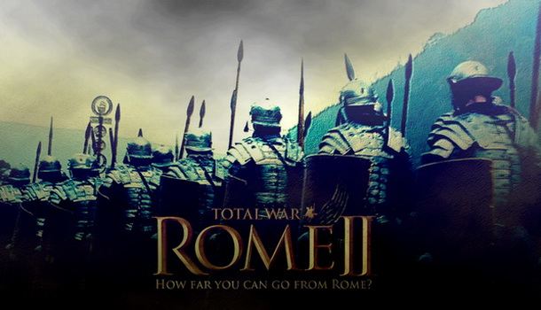 the total war rome 2 game has been revealed by creative assembly total 610x350
