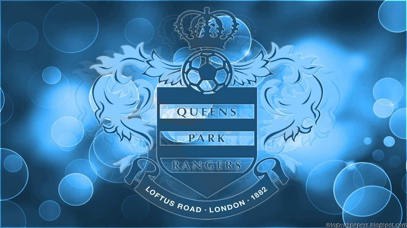Rangers QPR Logo Walpapers HD Collection Download Wallpaper 1366x768