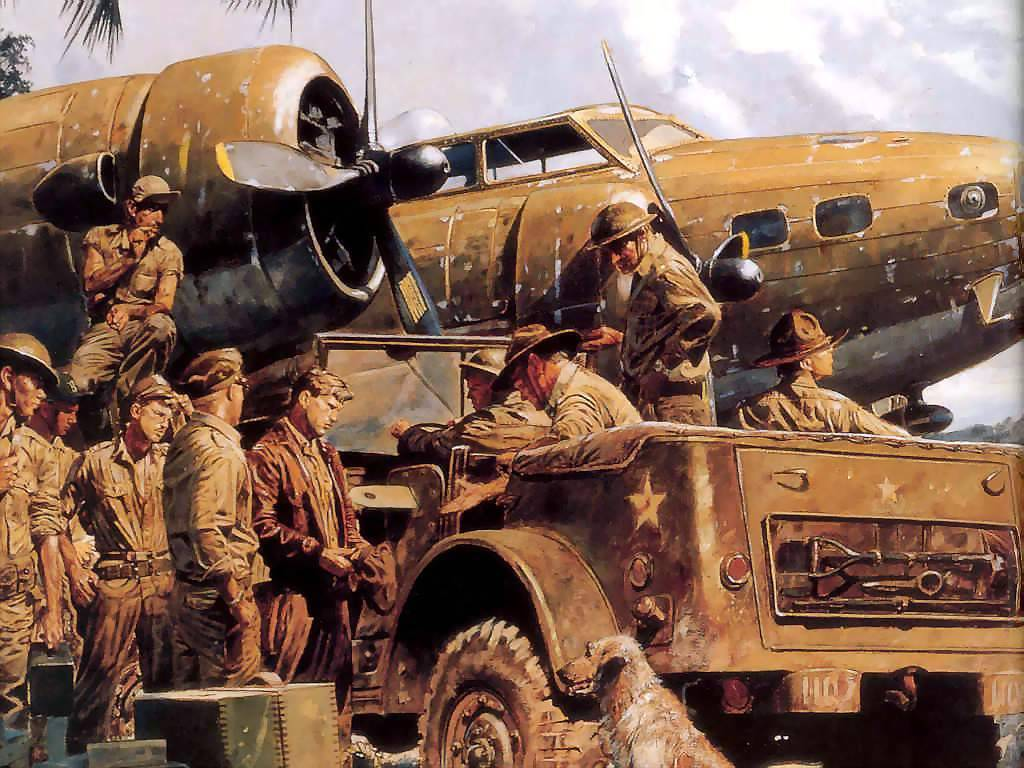 Wwii desktop wallpaper wallpapersafari - World war ii wallpaper ...