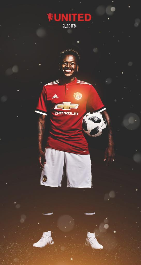 J Editsgfx on Twitter RED THE FRED red MUFC Fred wallpaper 545x1024