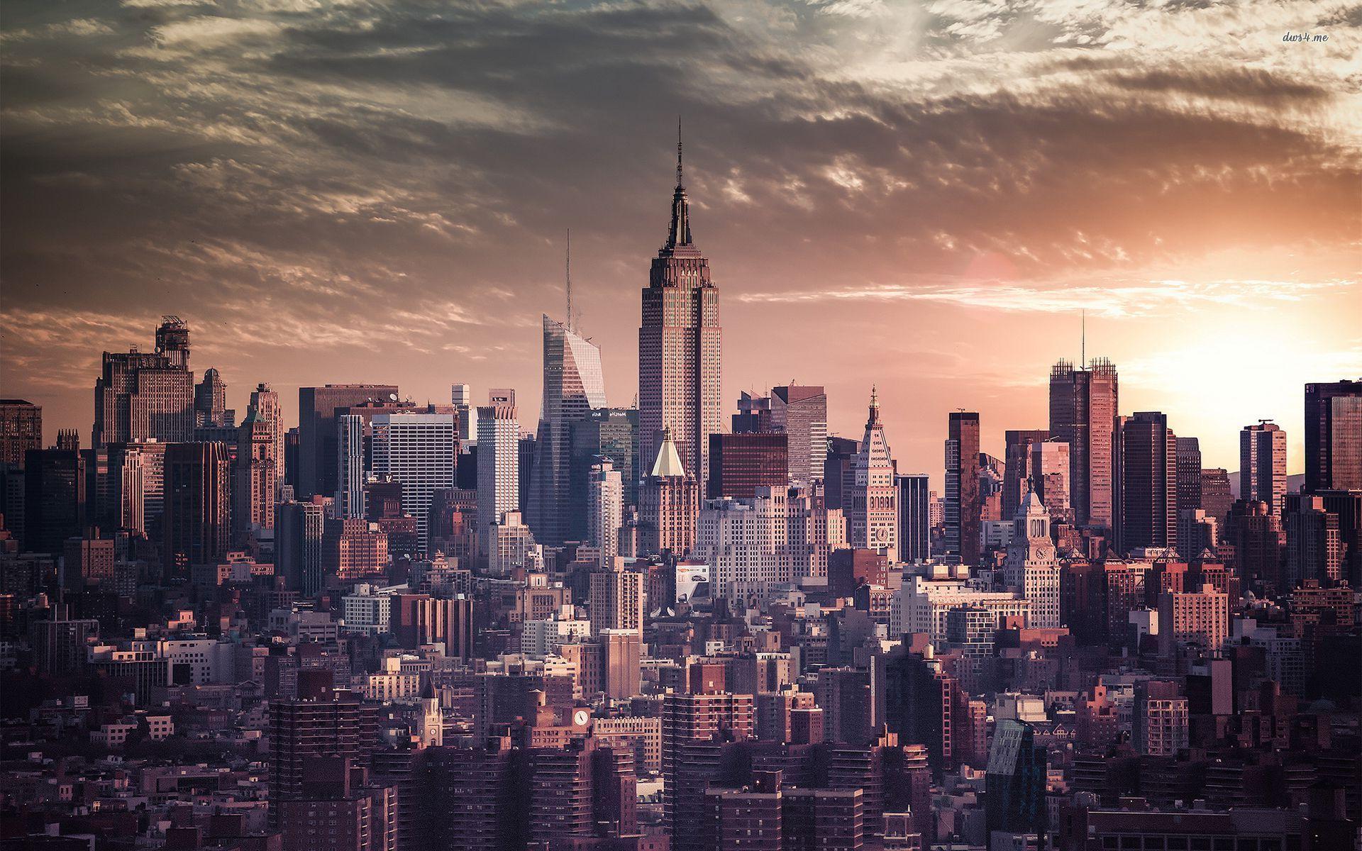 New York City Wallpaper HD 1920x1200