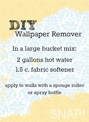 DiyS Charms Remover Recipe Remove Wallpaper Wallpapers Wallpaper 374x511