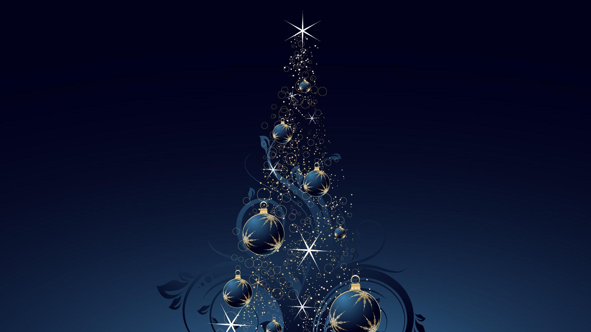 Christmas Trees Gif