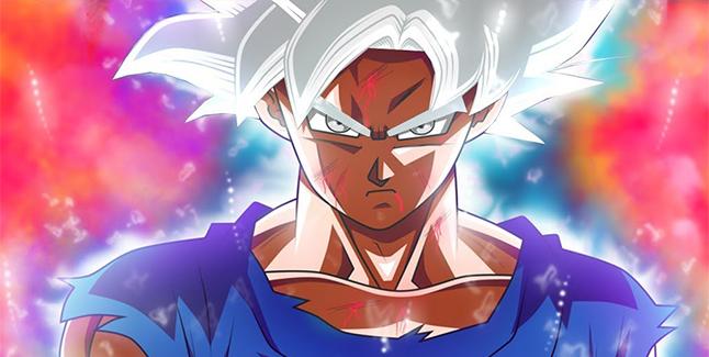 88 Goku Master Ultra Instinct Wallpapers On Wallpapersafari
