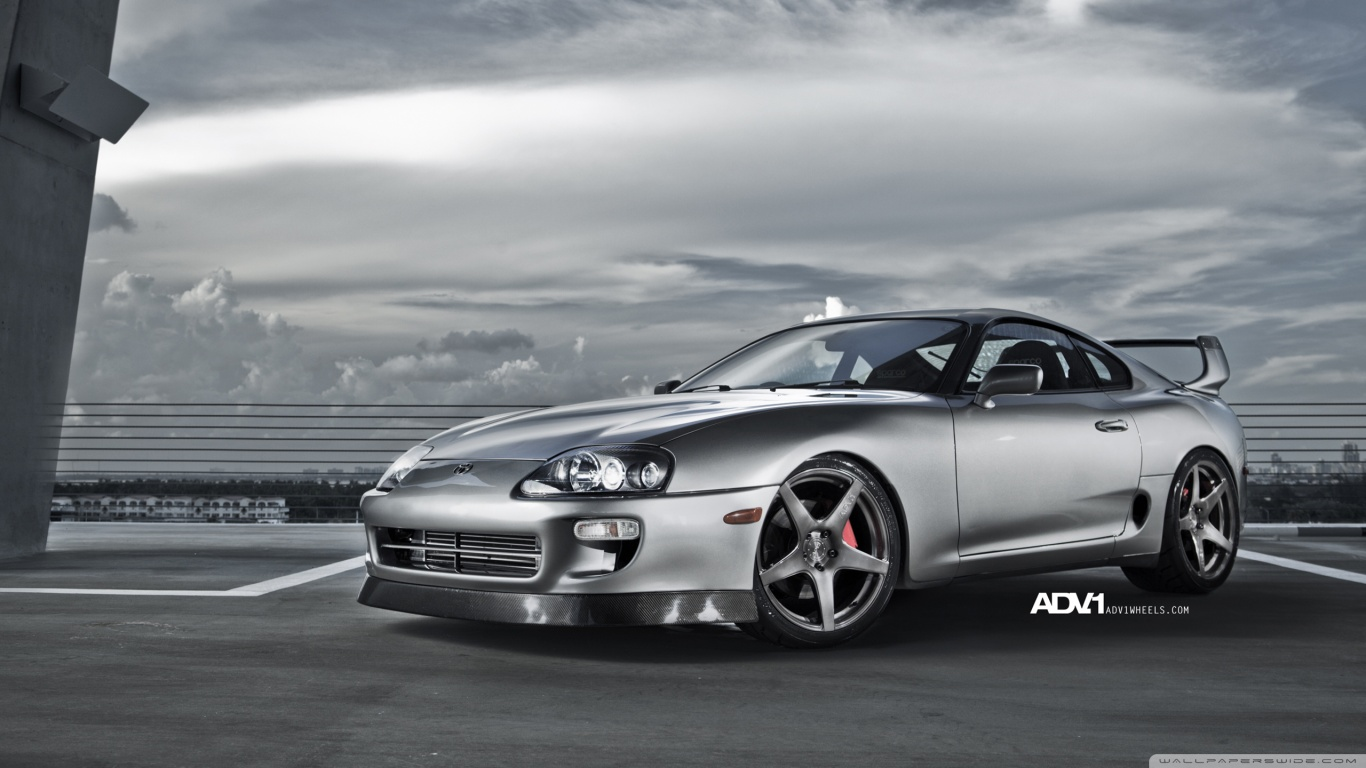 Toyota Supra Wallpapers 5083 Hd Wallpapers in Cars   Imagescicom 1366x768