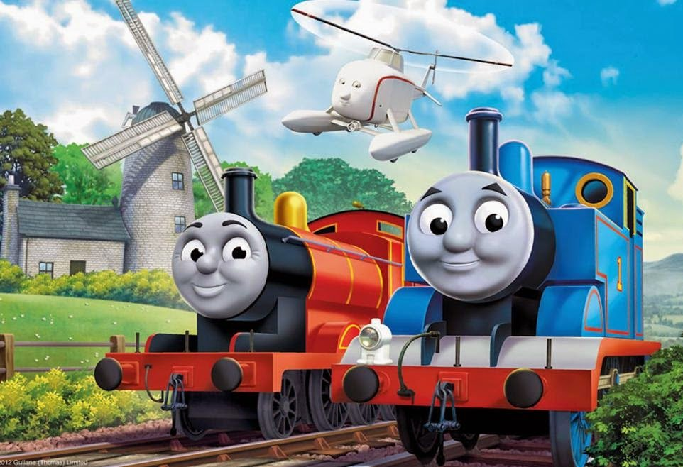 Thomas and Friends Wallpaper HD - WallpaperSafari