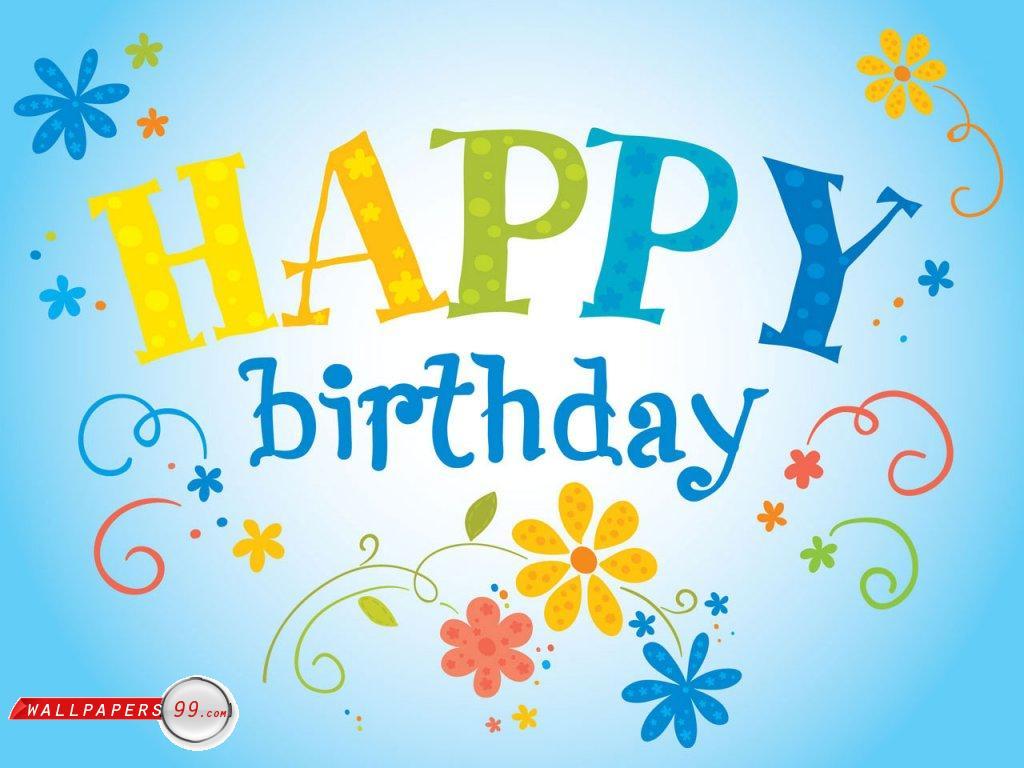 Funny Happy Birthday 34 Background   Hivewallpapercom 1024x768