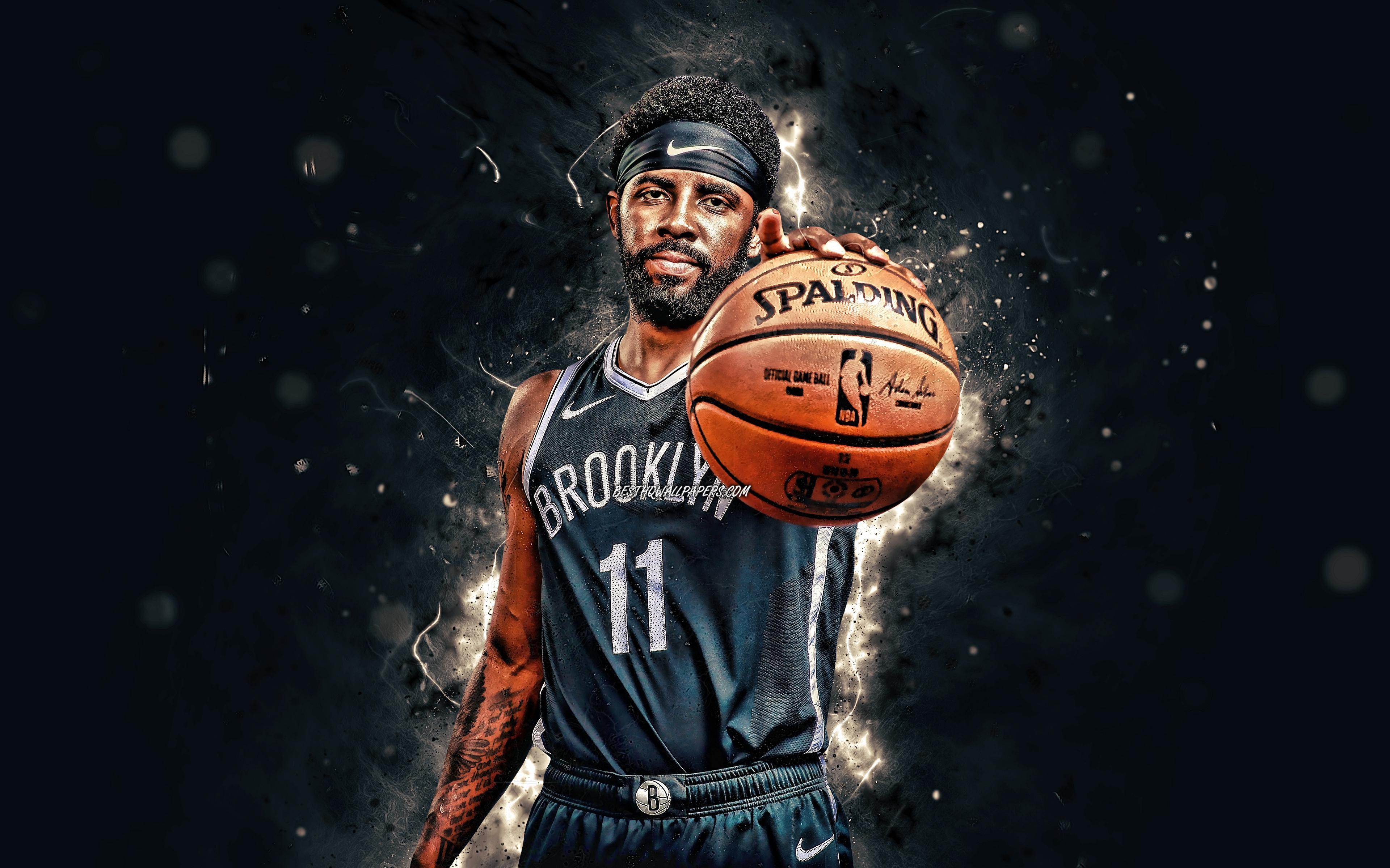 Kyrie Irving Nets HD Wallpapers   Top Kyrie Irving Nets HD 3840x2400