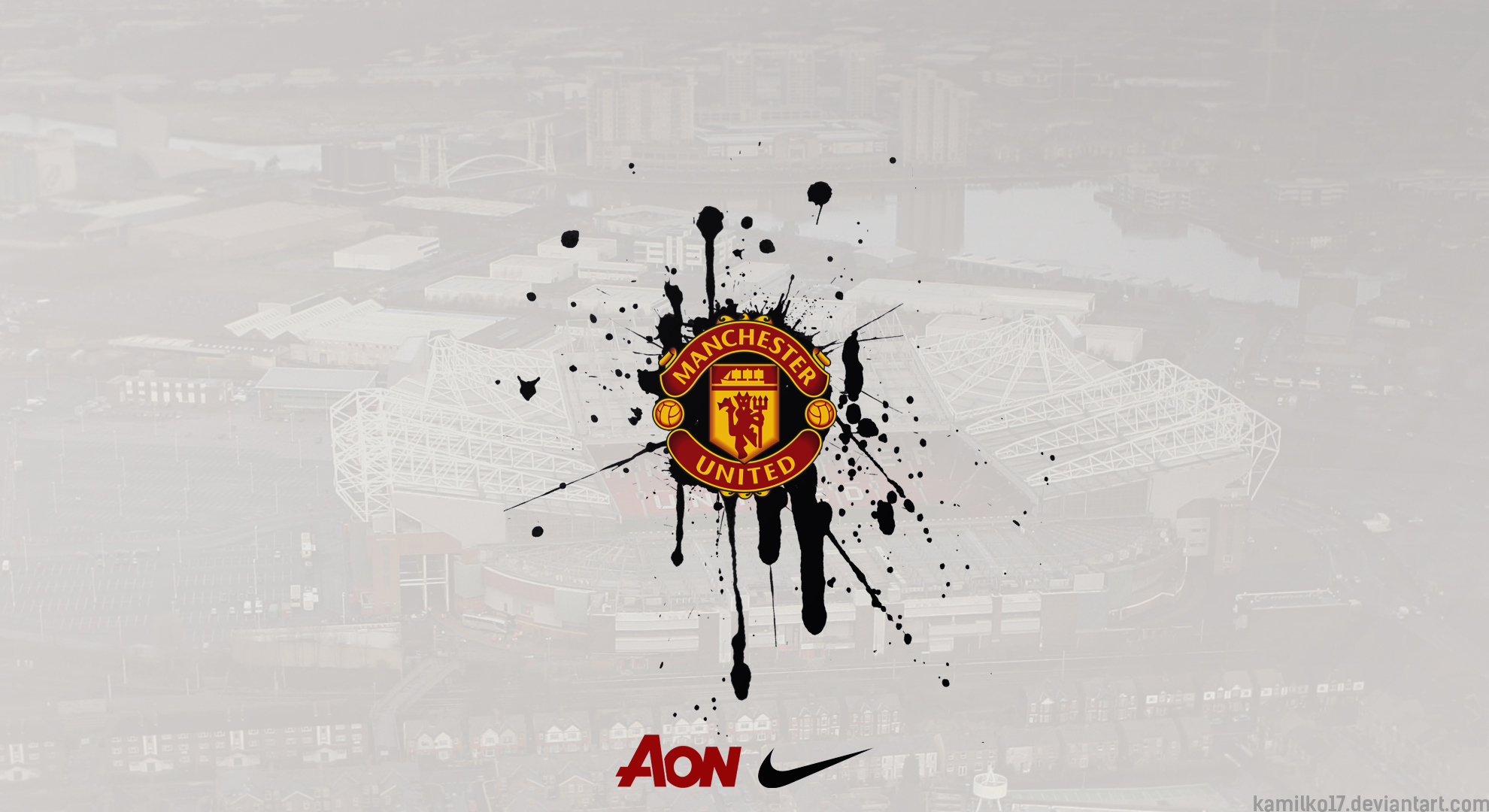 1980x1080px manchester united logo wallpaper hd 2015 wallpapersafari manchester united wallpaper logo is high definition wallpaper you can 1980x1080 voltagebd Choice Image