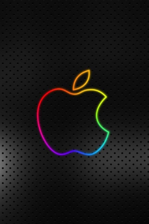 38 Charming Apple Theme iphone 4S Wallpapers Web Cool Tips 500x750