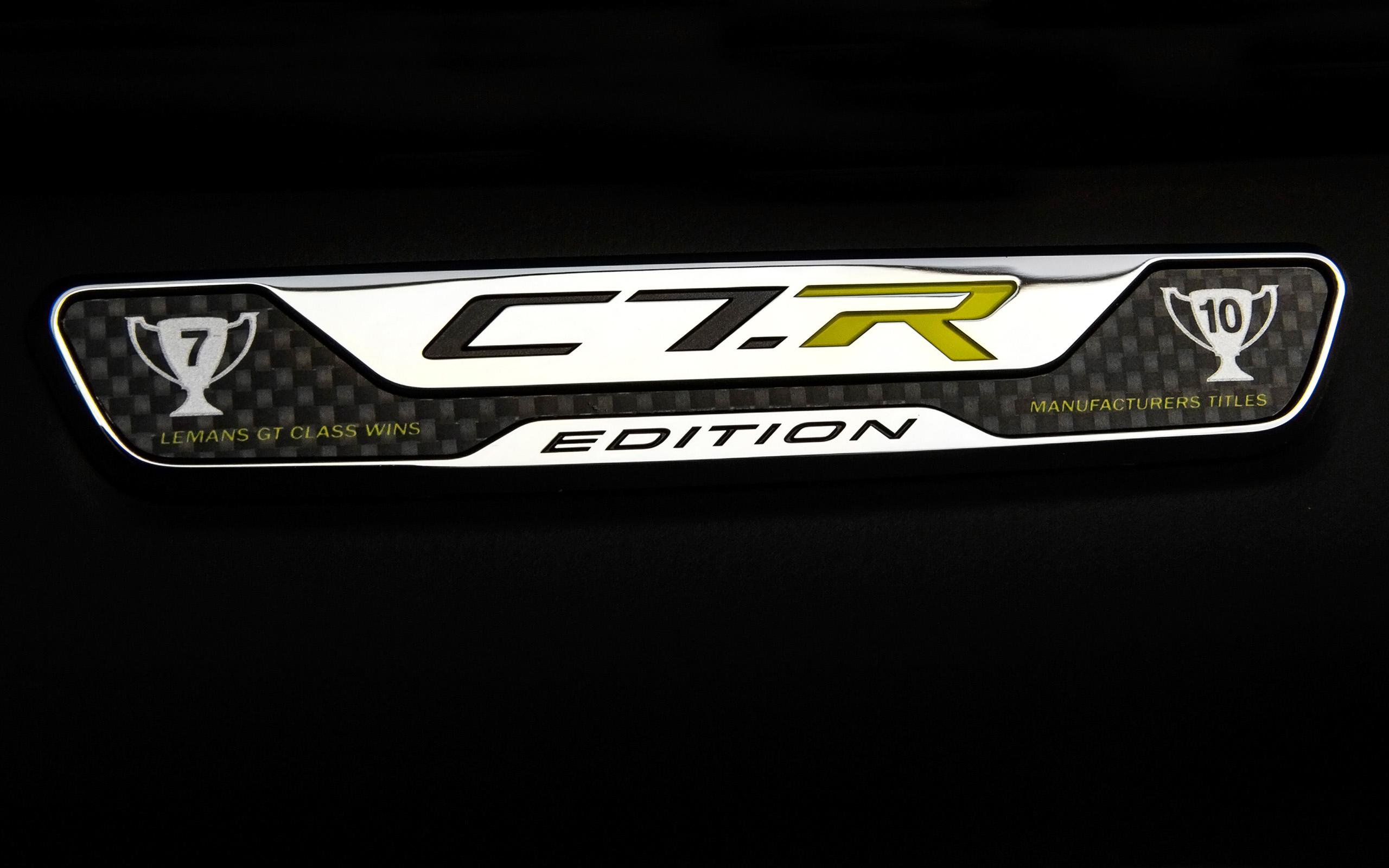 2016 Chevrolet Corvette Z06 C7R Edition   Details   3   2560x1600 2560x1600