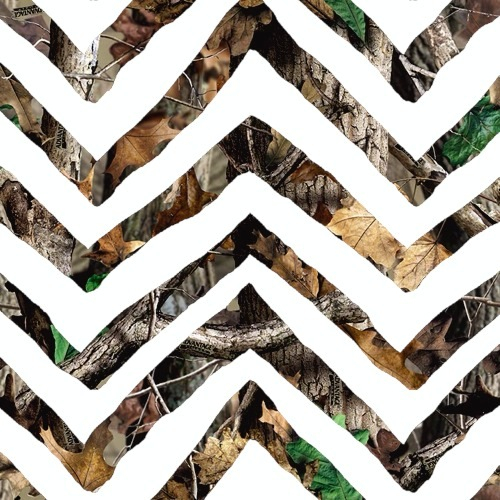 Group of RealTree Chevron We Heart It 500x500