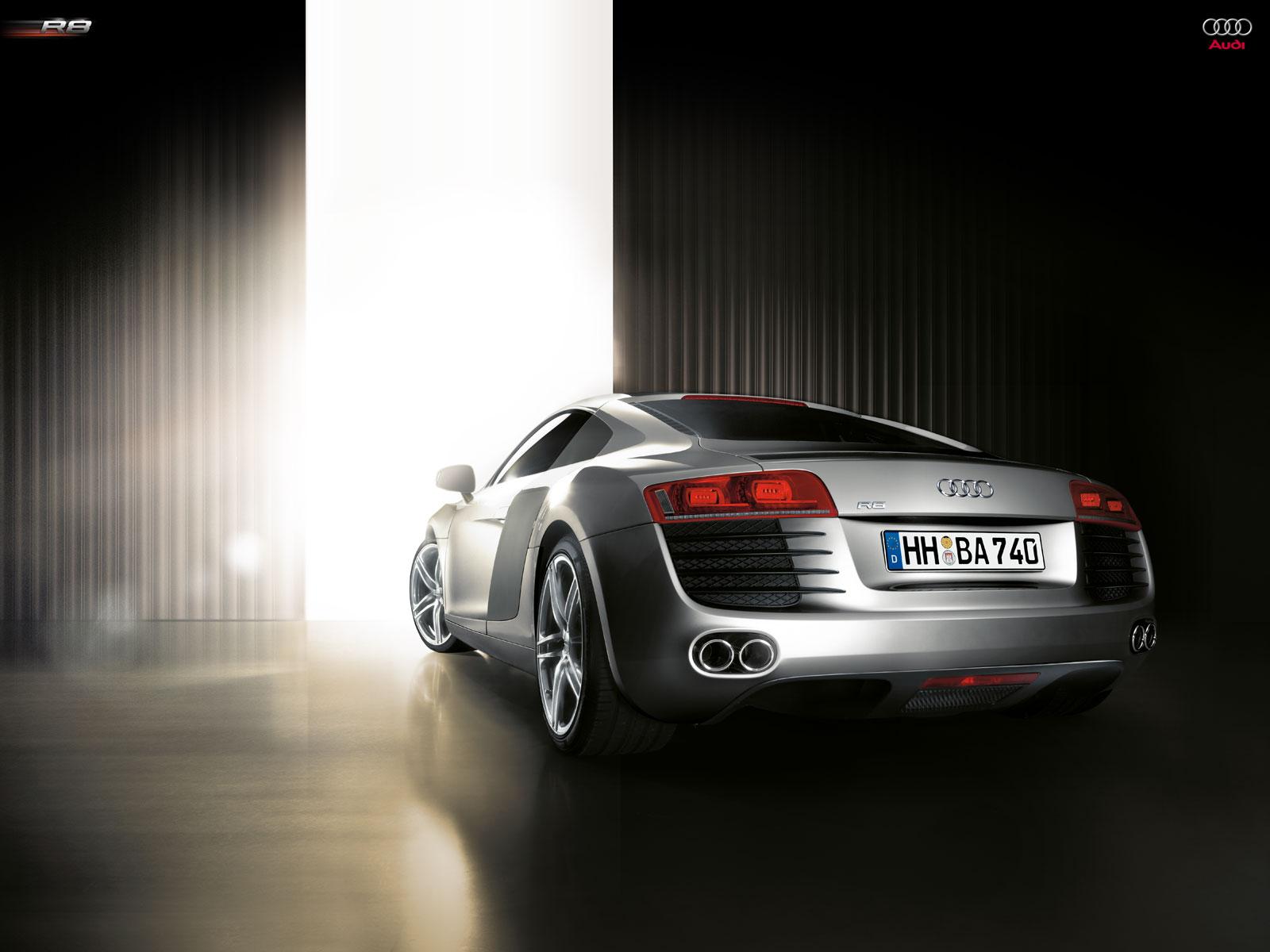Audi R8 1600x1200