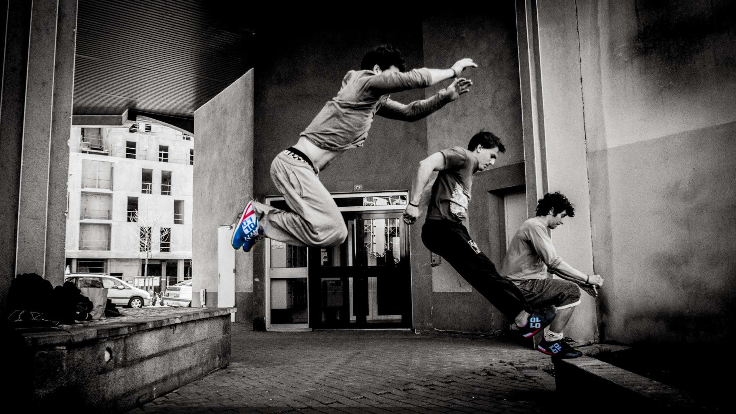Parkour HD Wallpapers 2  AMB 2560x1440