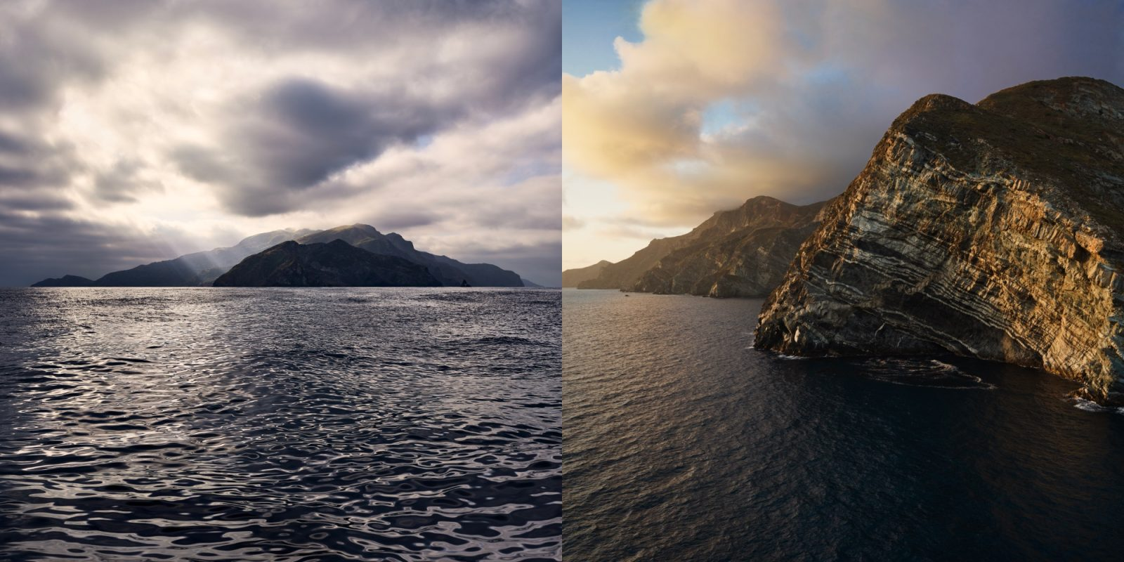 Download 7 new beautiful Catalina desktop wallpapers for macOS 1600x800