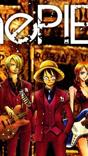 One Piece Live Wallpaper is awesome 3D live wallpaper of Japanese 288x512