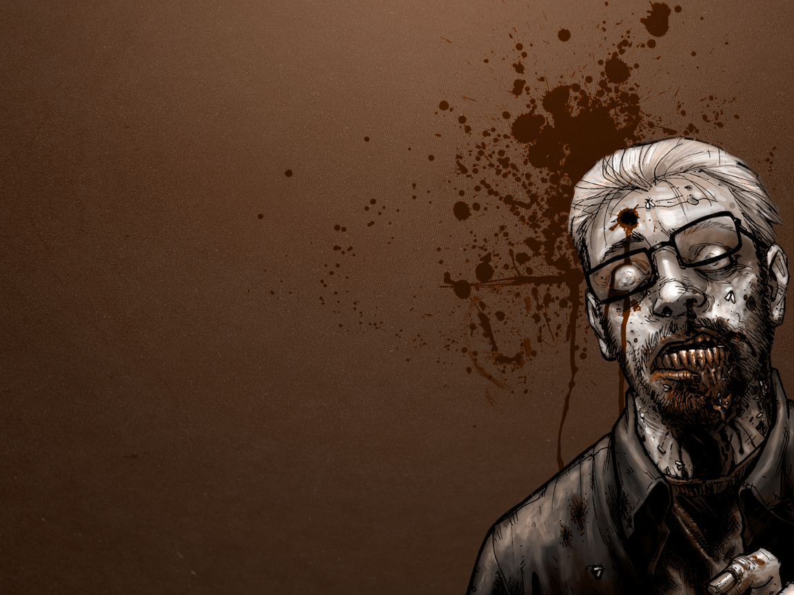Free Download Zombie Desktop Backgrounds Dark Zombie Wallpaper