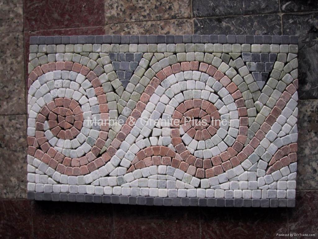 Raised Mosaic Tile Wallpaper Wallpapersafari HD Wallpapers Download Free Images Wallpaper [1000image.com]