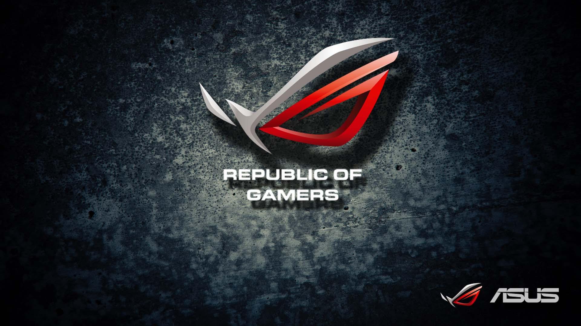 ASUS Republic Of Gamers Wallpaper 1920x1080