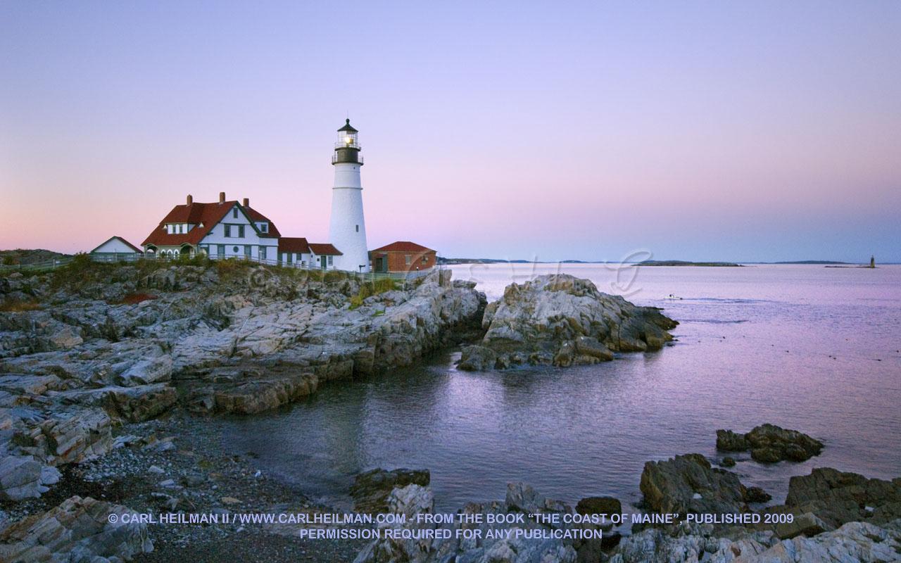 Maine Scenery Wallpaper Wallpapersafari