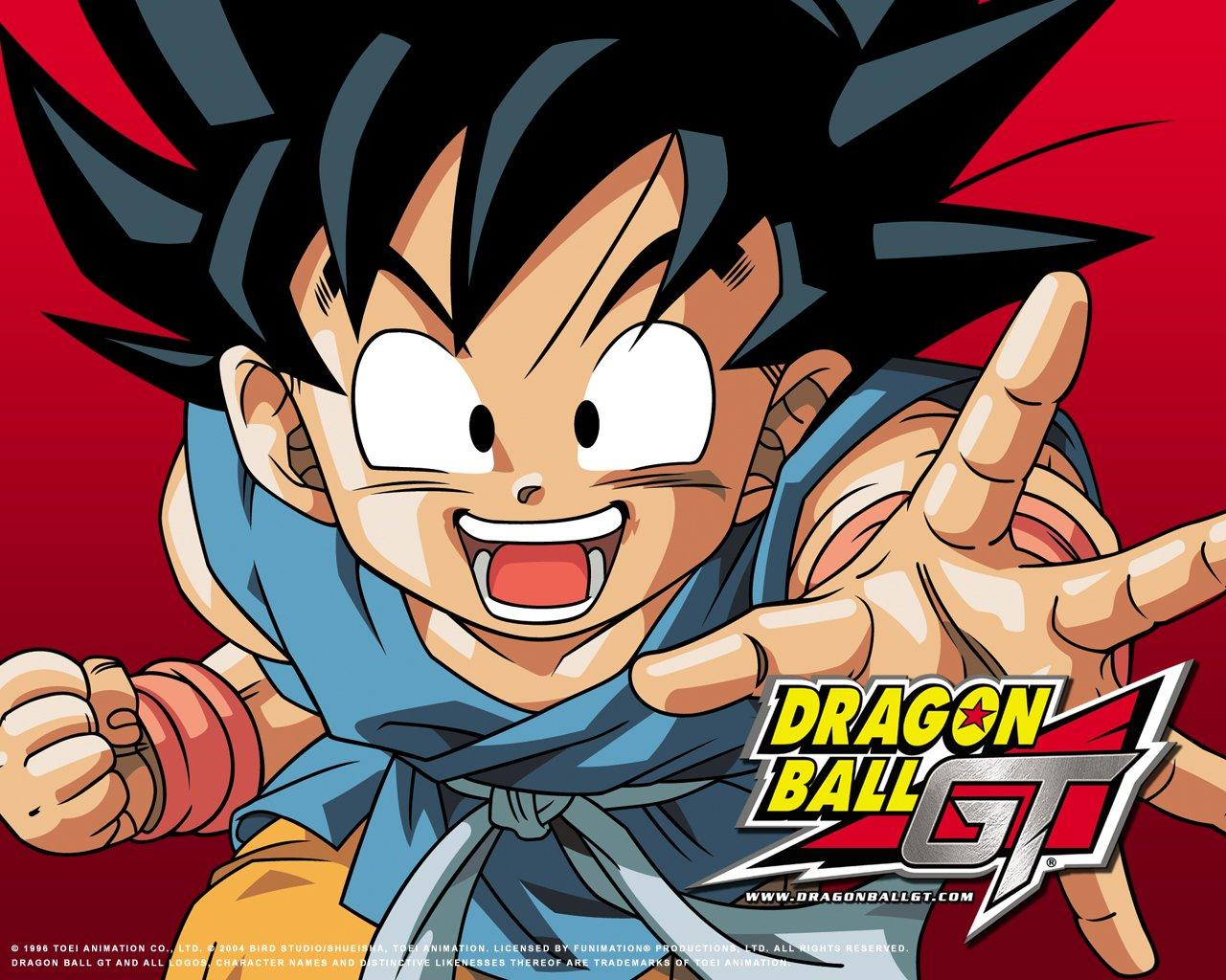 Wallpapers HD Dragon Ball Gt Z Full HD Wallpapers 1280x1024