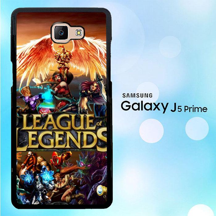 League Of Legends Cover Z0281 Samsung Galaxy J5 Prime Case 700x700