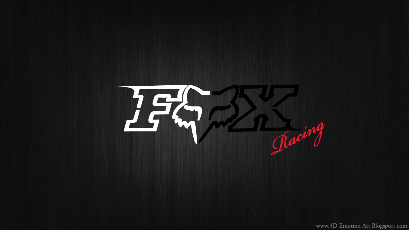 13 Fox Racing Logos Wallpaper PicsWallpapercom 1367x768