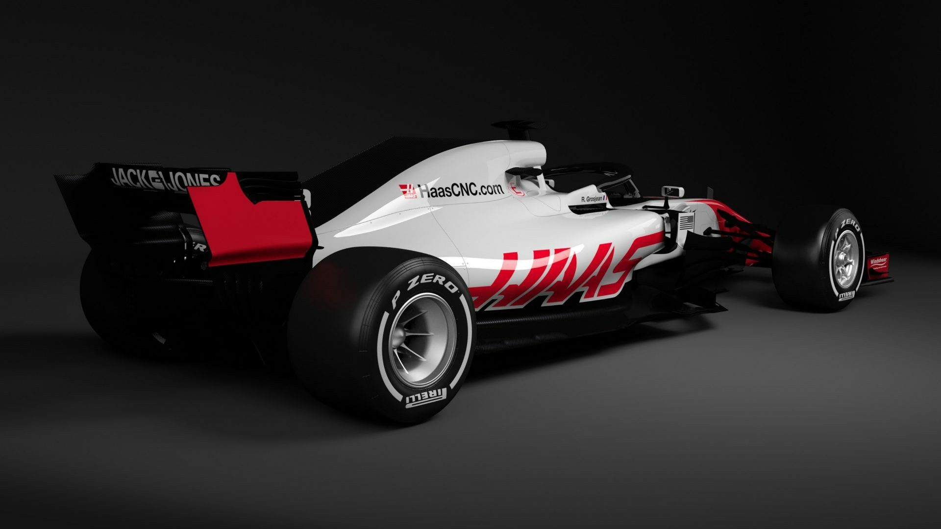 Haas Team2019 F1 Racer Wallpapers HD Wallpapers 1920x1080