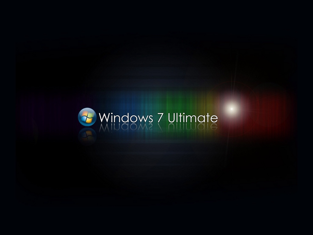 Download wallpaper 1024x768 windows 7 ultimate ultimate red 1024x768