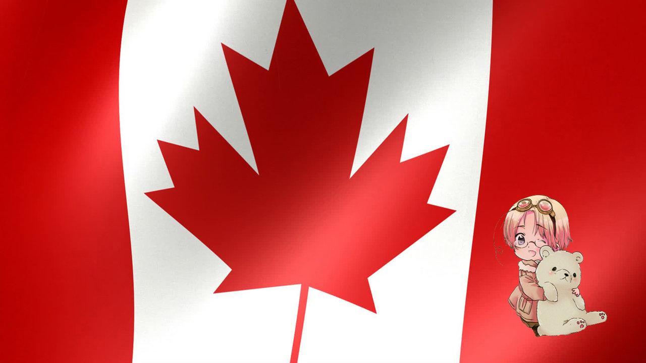 Hetalia Wallpaper Canada by EllenaTammyCandy 1280x720