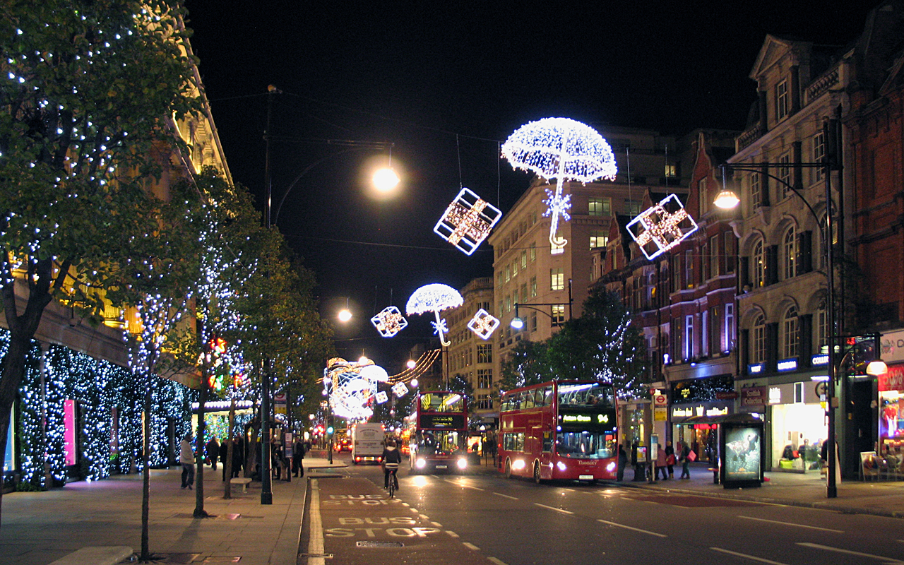 london in christmas filechristmas decorations on london christmas 1280x800