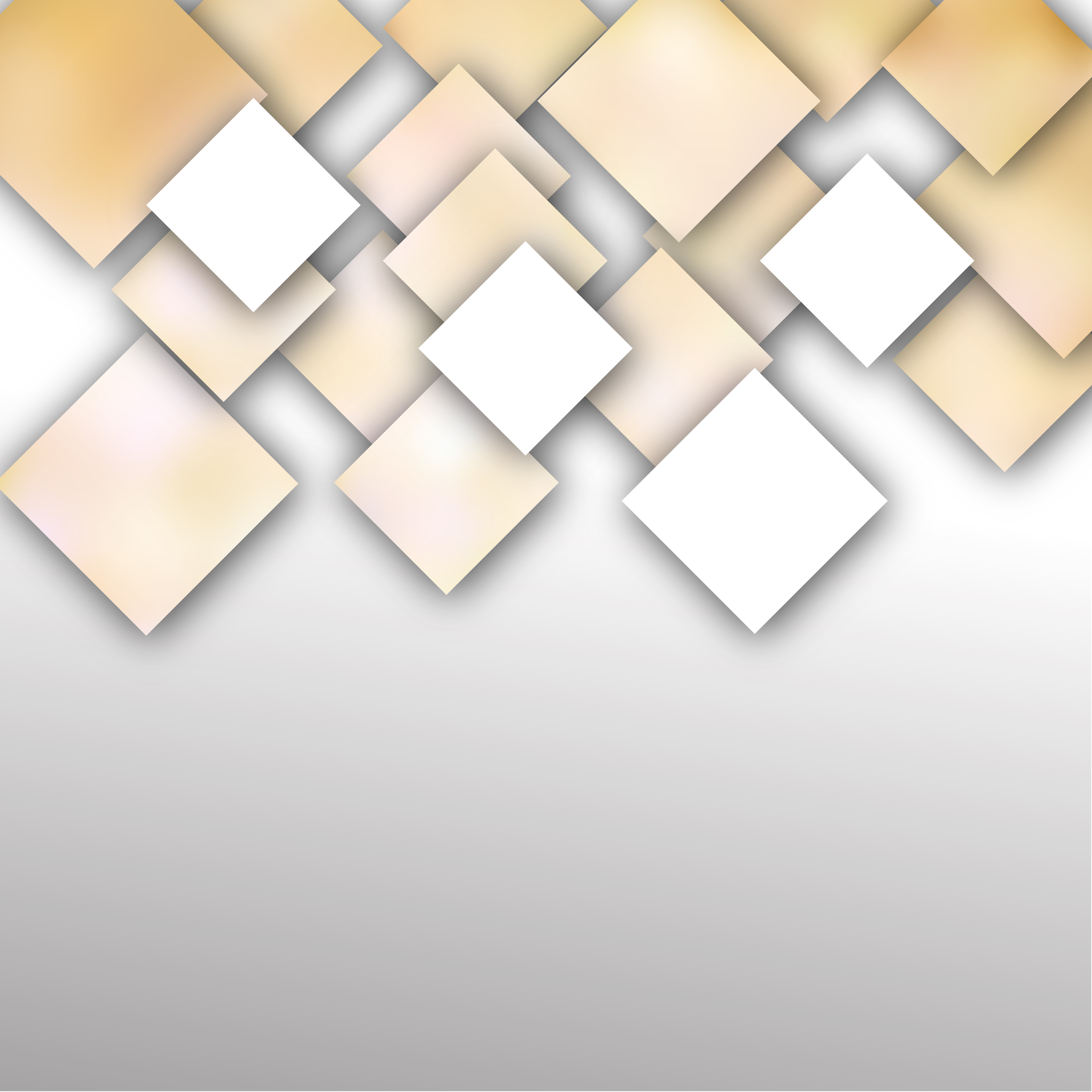 Modern Brown and White Square Background Design Template 8000x8000