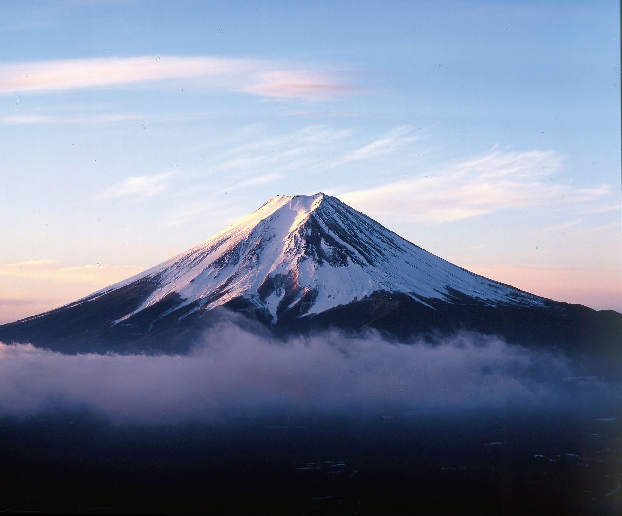 Mount Fuji 1 HD Wallpaper Landmarks Wallpapers 1280x1061