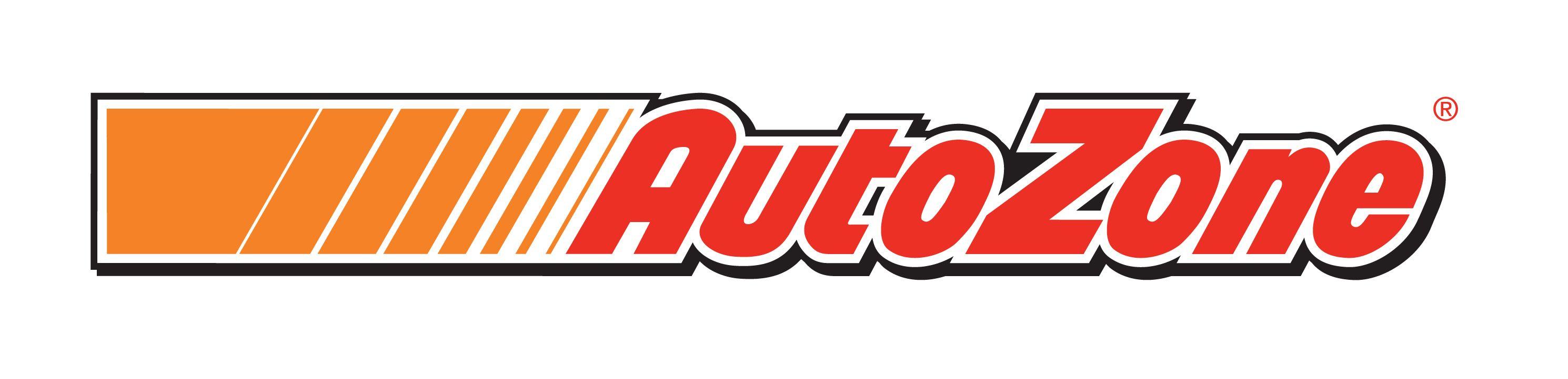 AutoZone logo Graphic Design Logos Online sales Coupons 2980x722