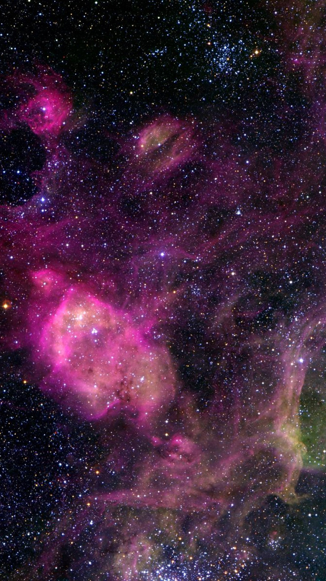 space nebula samsung galaxy s5 wallpaper android wallpapers free