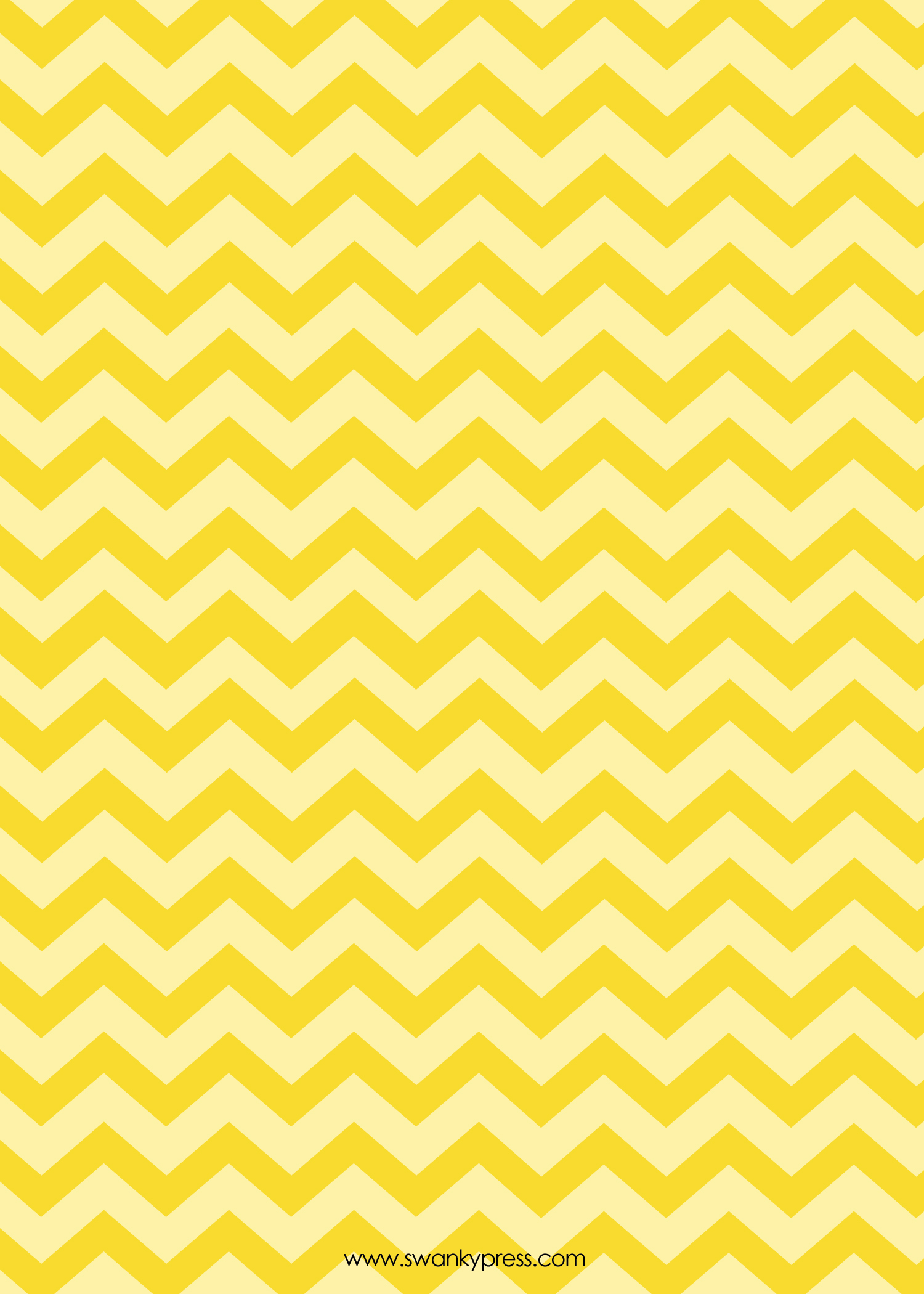 Yellow Chevron Pattern Background Good Galleries 1500x2100